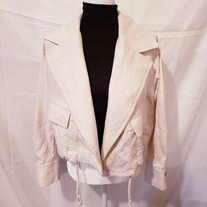 Vince. Beige women's Jacket Size xs